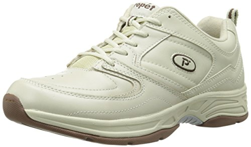 Eden Shoes (Propet Women's Eden Walking Shoe,Sport White,9 4E US)