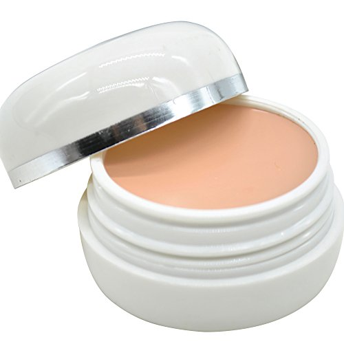RedDhong Face Makeup Concealer Cream Foundation Hide Blemish Dark Circle Scars Acne Cover Powder M2
