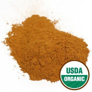Starwest Botanicals Organic Ceylon Cinnamon Powder - Freshly Ground True Cinnamon - 1 Pound Bulk Spice Bag