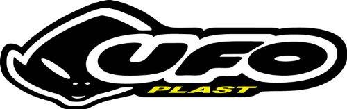 (UFO Plastics RR FND BK RM1/2 94-95 Body Plastics MX Rear Fender BLK SUZ RM125/250(93-95) BLACK - SU02944-001)