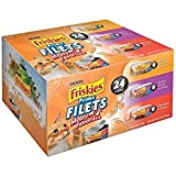 Purina Friskies Prime Filets Variety Pack Wet Cat Food - 24-5.5 oz. Cans