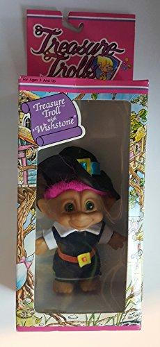 Treasure Trolls with Wishstone