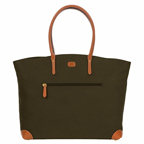 - Bric's Life Ladies' Business Tablet Tote Laptop Bag, Olive