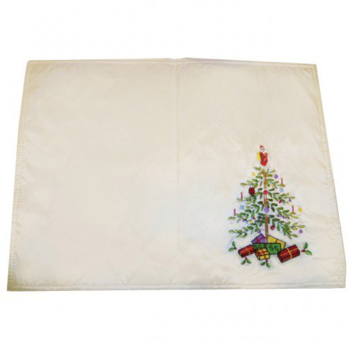 Spode Christmas Tree Placemats - Pimpernel for Spode Christmas Tree Cloth Placemat