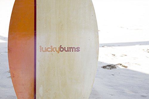 Lucky Bums Wood Skimboard