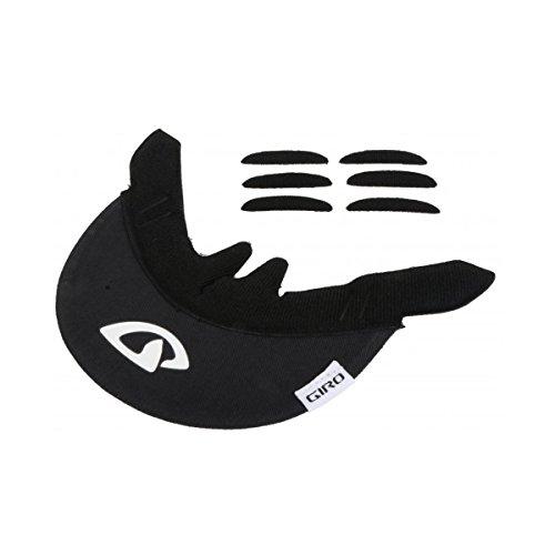 Price comparison product image Giro Helmet Replacement Cloth Visor (Black)