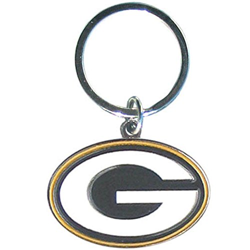 NFL Green Bay Packers Chrome Key Chain