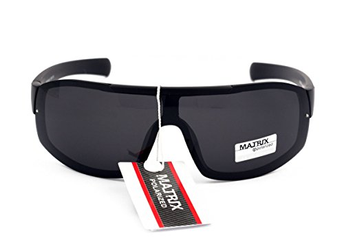 sol para de Matrix negro M Negro Drive hombre Gafas xwftqT7B