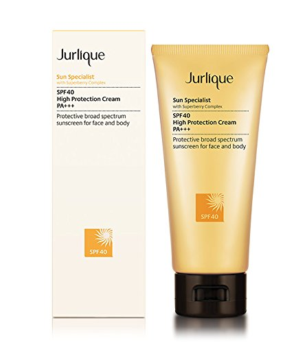 Jurlique Sun Specialist High Protection Cream SPF40 PA+++ 100 ml Jurlique UK Ltd 204300