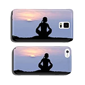 relaxation and wellness in the mountains cell phone cover case iPhone6