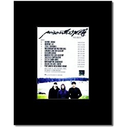 POISON THE WELL - UK Tour 2007 Mini Poster - 13.5x10cm