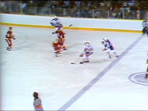April 17, 1983: Edmonton Oilers vs. Calgary Flames - Division Final Game 3
