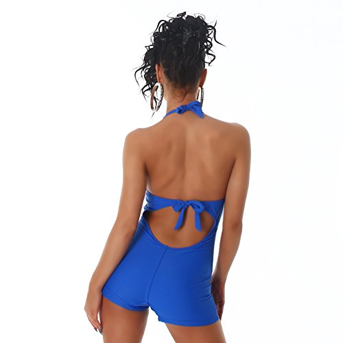 PF - Traje de una pieza - para mujer Azul