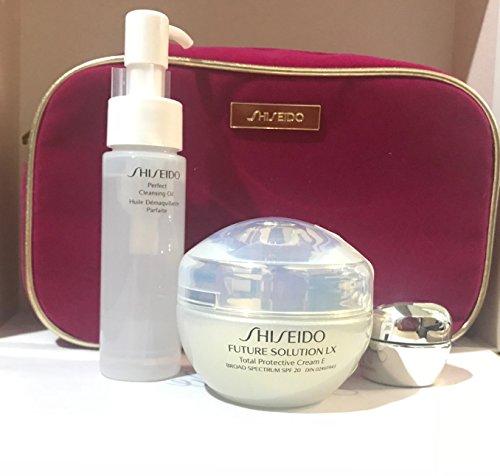- Future Solution LX Total Protective Cream Broad Spectrum SPF 20 Sunscreen, 1.7-oz.