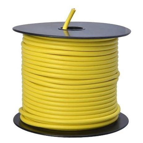 Southwire 55671723 Primary Wire, 12-Gauge Bulk Spool, 100-Feet ...