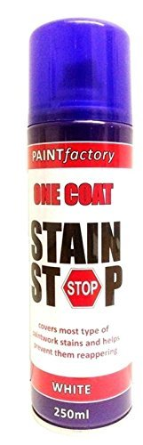 one-coat-stain-stop-blocker-paint-aerosol-spray-damp-mould-prevent-white-250ml-by-wilsons-direct