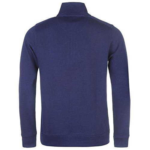 Pierre Cardin ¼ Zip FBR Jumper Herren Pullover Navy Pullover Top