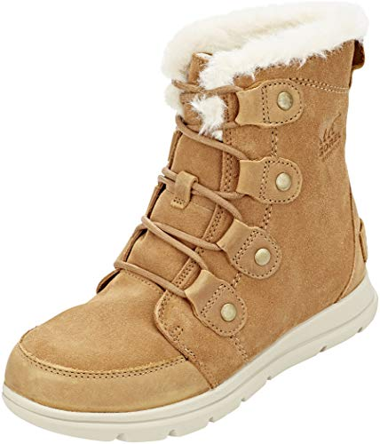 Sorel Women's, Explorer Joan Boot Camel 8 M