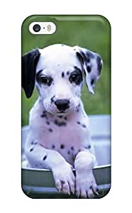New Snap-on ZippyDoritEduard Skin Case Cover Compatible With Iphone 5/5s- Dalmatian