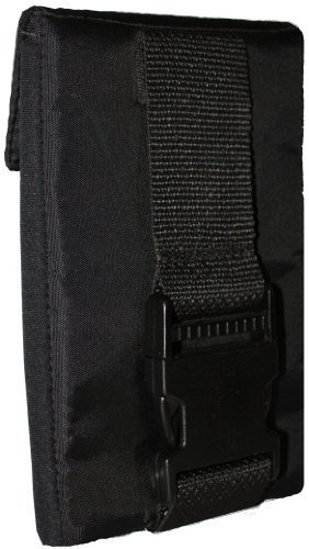 Mighty Pouch Belt Clip Case for Apple iPad Mini 1, 2, 3, 4 (Bare Device Only, WILL NOT FIT A COVERED/CASED MINI) (Ipad Mini Holster)
