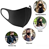 Zitoop 5 Pack Fashion Protective, Reusable Cotton