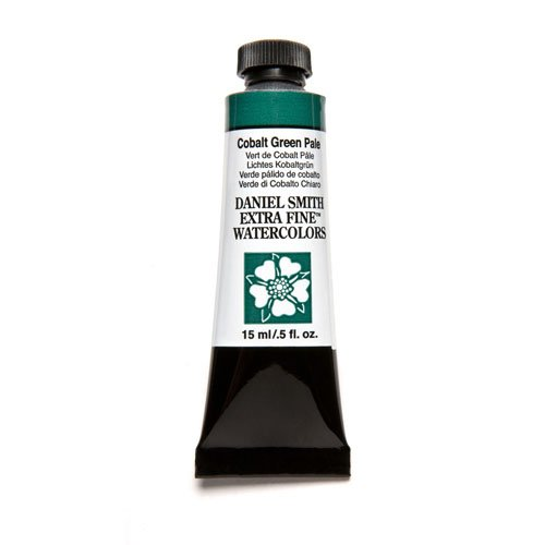Acuarela Daniel Smith Extra Fine 15ml - Cobalt Green Pale