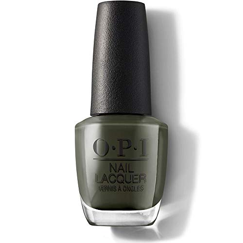 OPI Nail Lacquer, Things I Have Seen in Aber-Green, 0.5 Fl Oz