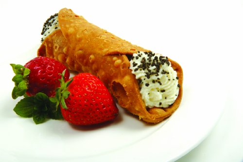 norpro 3660 stainless steel cannoli forms set of 4