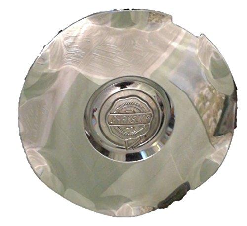 chrysler sebring chrome hubcaps - 3