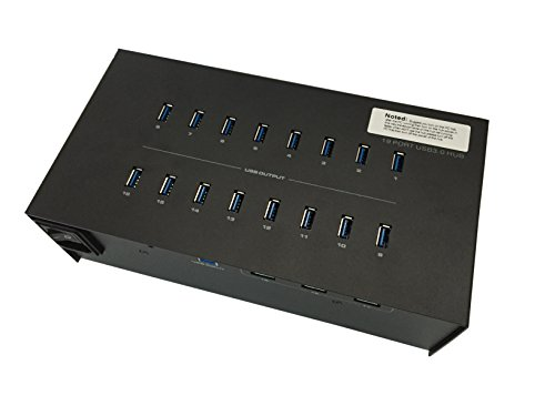 Eyeboot 19 Port 40A USB 3.0 Hub 110-120V 2 amps per port by Eyeboot (Image #3)