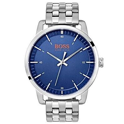 ab6ad8896fe Relógio Hugo Boss Masculino Aço - 1550076  Amazon.com.br  Amazon Moda
