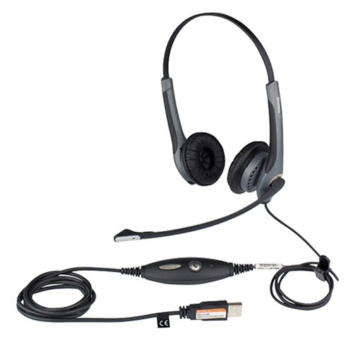 Jabra GN 2000 USB Stereo Headset (Best Corded Phone Uk)