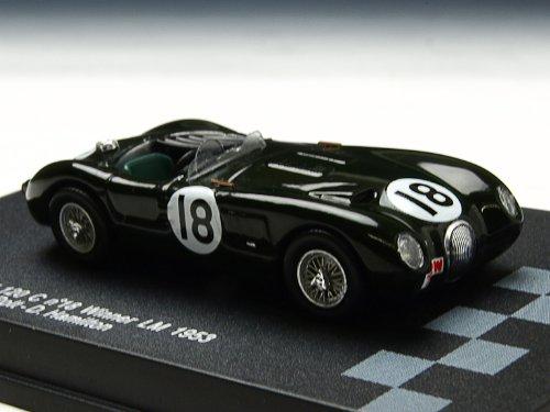 1/87 ジャガーXK120C 1953年 ル・マン24時間優勝 #11 T.Rolt/D.Hamilton 87LM53