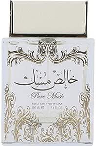 Lattafa Perfume  - Khalis Musk by Lattafa - perfume for men & women - Eau de Parfum,  100 ml