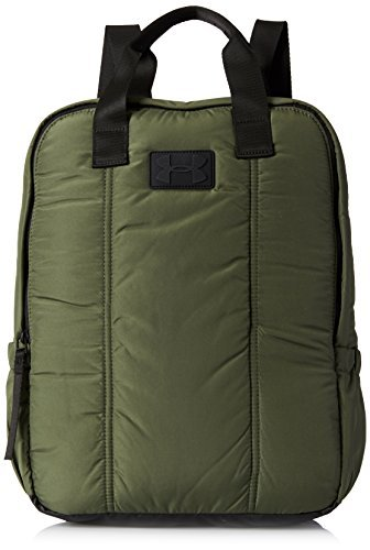 Under Armour Women's Storm Puffer Backpack, Downtown Green (330)/Black, One Size [並行輸入品] B07F4RKM1B