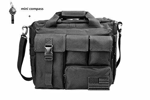 Tactical Messenger Bag - 2