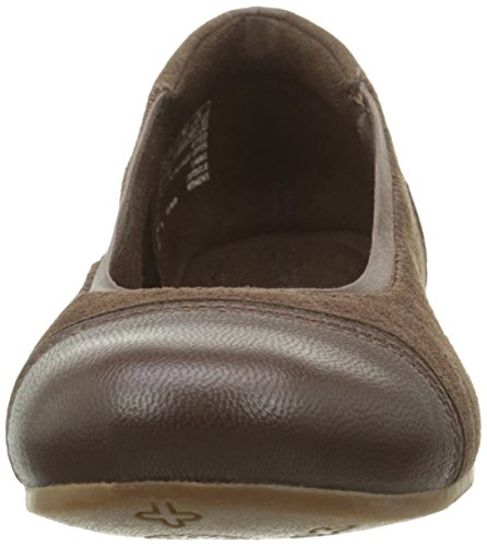 clearance perfect the cheapest Timberland Women's Millbury Closed Toe Ballet Flats Brown 5JqeECl