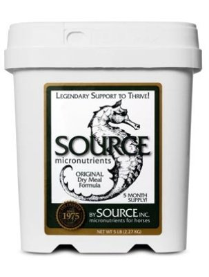 Source Inc. Source Micronutrients for Horses, 5lb (2.27 kg) by Source