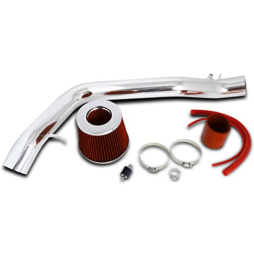 Spec-D Tuning AFC-INT90RD-AY Acura Integra 1.7L 1.8L L4 Cold Air Intake System+Filter Red
