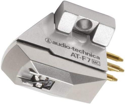 Audio-Technica AT-F7 - Accesorio para DJ (5g) Plata: Amazon.es ...