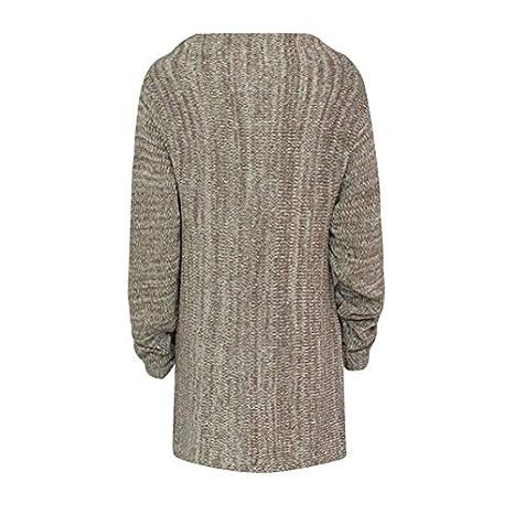 ❤ Suéter con borlas de borlas para Mujer, Poncho de Rayas Borlas de otoño Slash Gradient Shawl Hem Fringe Suéter Suelto Absolute: Amazon.es: Ropa y ...