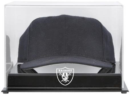 picture of Oakland Raiders Acrylic Cap Logo Display Case