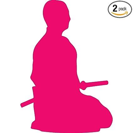 Amazon.com: Samurai Silhouette Warrior Ninja clipart ...