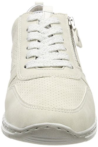 Sneaker Sapporo Silber Donna Weiß Jenny offwhite UPxRq0wO