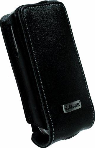 Krusell Orbit Flex Multidapt Leather Case for HTC Magic Google 2 A6161 - Black