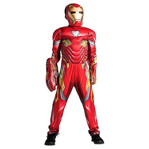 Marvel Avengers: Infinity War Iron Man Costume for Kids (5/6)