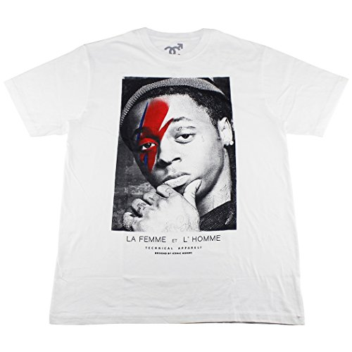 Lil Wayne T-Shirt rapper mc hiphop skate sneaker bboy / IC15 sz (Funk Band Costume)