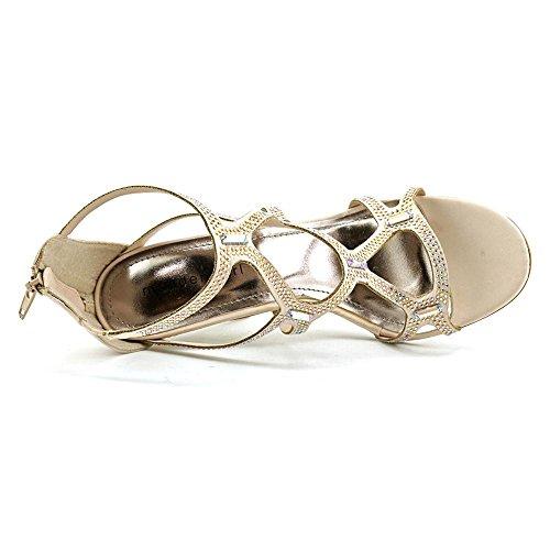 Madden Girl Digitize Tessile Sandalo
