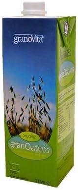 Granovita Bebida de Avena - 1000 ml (Pack de 12): Amazon.es: Alimentación y bebidas
