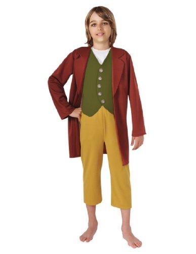 The Hobbit Bilbo Costume Size: Medium]()